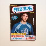 Revista Rebelde Max Pôster Christopher Uckermann D415