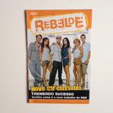 Revista Rebelde Oficial Novo Cd Celestial Anahí Dulce E842