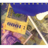 Rick Wakeman 1983 Cost Of Living Cd Importado Pandamonia