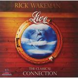 Rick Wakeman Live   Cd Rock