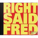 Right Said Fred Up   Novo Lacrado Original