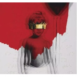 Rihanna Anti  Cd Original Lacrado De Fabrica Versao Standart