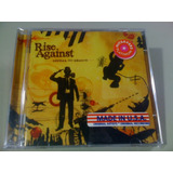 Rise Against   Appeal To Reason Cd Lacrado U s a  Importado