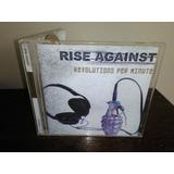 Rise Against   Revolutions Per Minute Cd Importado