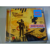 Rise Against Appeal To Reason Cd Lacrado  raro   Usa: Import