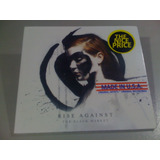 Rise Against The Black Market Cd Lacrado  raro   Usa: Import