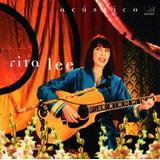 Rita Lee Acústico Cd Original Novo Lacrado   Mtv