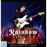 Ritchie Blackmore s Rainbow  Memories In Rock Cd dvd blu Ray