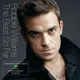 Robbie Williams   Cd The Best So Far   Semi novo