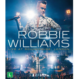 Robbie Williams   Live At   Roundhouse London   Dvd