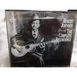 Robert Johnson   The Complete Recordings   Box 02 Cds  Novos