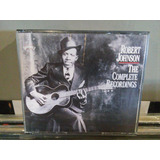 Robert Johnson Cd Duplo The Complete Recordings