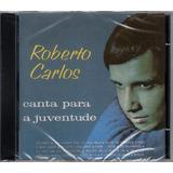 Roberto Carlos Cd Canta Para A Juventude 1965 Novo Lacrado