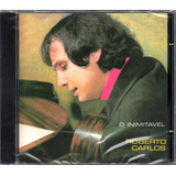 Roberto Carlos Cd O Inimitável 1968 Original Novo Lacrado
