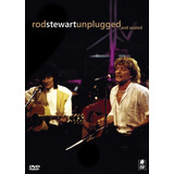 Rod Stewart   Unplugger And Seated   Dvd