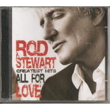 Rod Stewart Greatest Hits All For Love     Barato Cd Lacrado