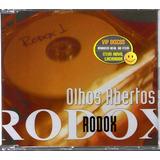 Rodox Raimundos Cd Single Olhos Abertos   Raro