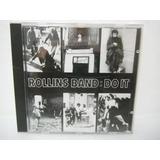Rollins Band   Do It   Cd  Importado   Usa