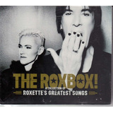 Roxette : Roxbox A Collection Of Greatest Songs Box 4 Cds