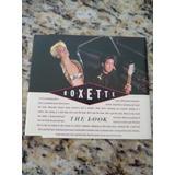 Roxette Cd Single Importado The Look 1989 Head drum mix