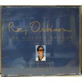 Roy Orbison The Golden Decade 3 Cd Triplo Importado Original
