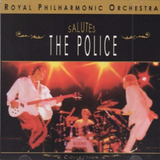 Royal Philharmonic Orchestra Salutes The Police   Cd Clássi