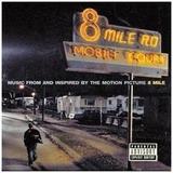 Rua Das Ilusões  8 Mile    Trilha Sonora Com Eminem Cd