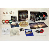 Rush   A Farewell To Kings 40th Anniversary 3cd Blu ray 4lp