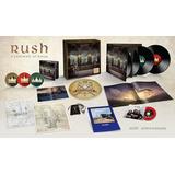 Rush A Farewell To Kings Super Deluxe 40th Anniv Lp Cd Blura