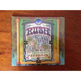 Rush Feedback   Cd Mini Vinyl Replica Imp    Novo & Lacrado
