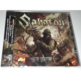 Sabaton   The Last Stand  cd Lacrado