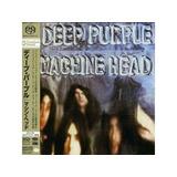 Sacd Deep Purple   Machine Head   Importado   Japao