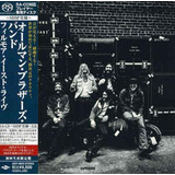 Sacd The Allman Brothers Band At Filmore East Imp Japao Obi