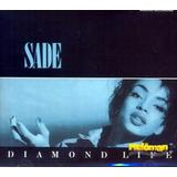 Sade 1984 Diamond Life Cd Smooth Operator Importado