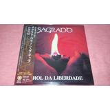 Sagrado Coração Da Terra   Farol Da Liberdade Mini Lp Japan