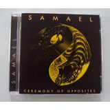 Samael   Ceremony Of Opposites  rotting Christ  Varathron