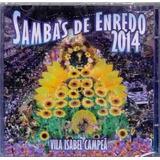 Sambas De Enredo 2014 Vila Isabel Cd Lacrado Original