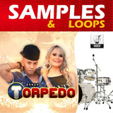Samples E Loops De Bateria Brega Romântico  Banda Torpedo
