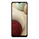 Samsung Galaxy A12 Dual Sim 64 Gb Red 4 Gb Ram