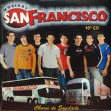 San Francisco  Chorei De Saudade Original Lacrado Envelope