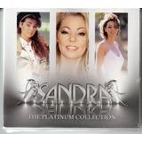 Sandra   The Platinum Collection Cd Triplo Novo Lacrado 3 Cd
