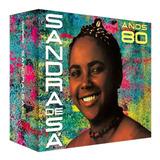 Sandra De Sá   Anos 80   Box Com 4 Cds