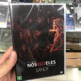 Sandy   Nos Voz Eles Dvd Lacrado Pronta Entrega Original