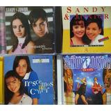 Sandy E Junior Pacote Com 4 Cds Original Lacrado