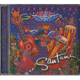 Santana   Cd Supernatural   1999