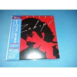 Santana   Zebop Japan Mini Lp Cd Japao Japones