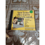 Sarah Vaughan & Billy Eckstine The Irving Verlin Songbook Cd