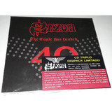 Saxon   The Eagle Has Landed 40 Live  cd Triplo  digipak