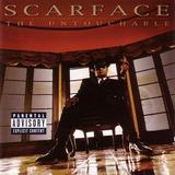 Scarface Untouchable Cd Importado Gangsta Rap 2pac Dr Dre