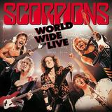 Scorpions Cd Worldwide Live Remaster Novo Import Europa